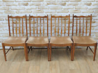 Wooden Stag quality chairs (Delivery)