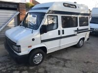 Talbot Express Campervan Autosleeper 2.0l *89K* *Heater* * 4 Berth* Large double* All manuals*