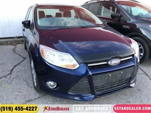 2012 Ford Focus SE | HEATED SEATS