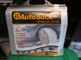 Model 645 Autosock - Winter traction aid