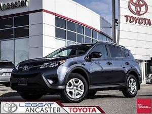 2014 Toyota RAV4 LE - UPGRADE PACKAGE