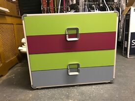 Chest of drawer new and bright amazing quality