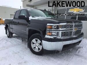 2015 Chevrolet Silverado 1500 LT Dbl 4x4 (Colored Touch Screen,