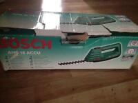 Bosch aha 18 hedge trimmers