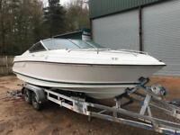 Regal power boat 20.6