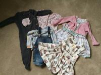Assorted baby clothes from NEXT