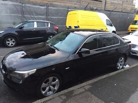 2005 BMW 5 series, diesel, 2 liter, £3800