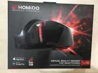 Homido VR headset for smartphones