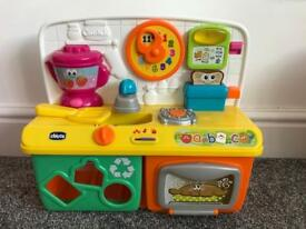 Chicco talking play/toy kitchen