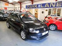 Volkswagen Polo 1.4 Match 5dr (deep black pearl) 2013