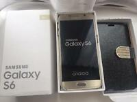 Samsung Galaxy S6 32gb UNLOCKED Gold Platinum