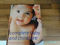 Parenting / Childcare books. Excellent condition