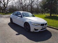 BMW M3 3.0 DCT 4dr (start/stop)