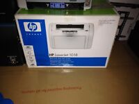 HP black and white printer