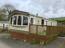 2010 Willerby Granada 35' x 12' 2 bedroom for sale at Smytham Holiday Park, North Devon