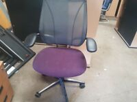 Humanscale office chair top spec