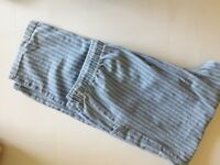 Striped Maternity Trousers size 18