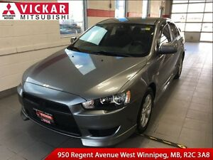 2014 Mitsubishi Lancer SE-AWC/ Local Trade