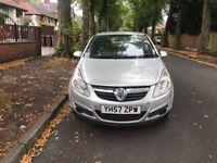Vauxhall Corsa live 1.0 12 months mot