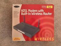 Belkin ADSL wireless Modem/Router