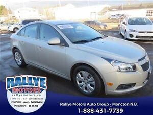 2014 Chevrolet Cruze 1LT! ONLY 61K! Trade-In! Save!