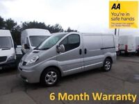 Renault Trafic 2.7T 2.0 SL27DCi 115 Sport***DIRECT FROM LEASE Co***