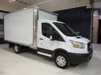 2015 Ford Transit CUBE 12 PIEDS AVEC RAMPE