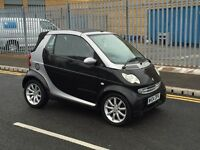 SMART FORTWO CABRIOLET AUTO