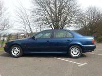 BMW 5 SERIES 523i (1999) Biarritz Blue 2.5 -RELIABLE- -LOW MILEAGE-