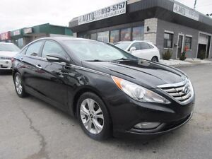 2011 Hyundai Sonata Limitée (with Navigation, Leather, Sunroof,