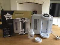 Tommee Tippee perfect prep baby bottle machine