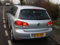 Volkswagen, GOLF, TDI BlueMotion, Hatchback, 2010, Semi-Auto, 1598 (cc), 5 doors