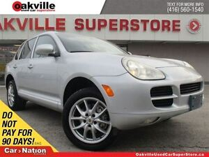 2005 Porsche Cayenne S | ACCIDENT FREE | SUNROOF | LEATHER | HEA
