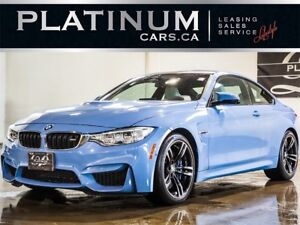 2016 BMW M4 EXECUTIVE PKG., CARB
