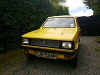 Reliant Kitten 1976 good runner