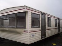 Static Caravan FREE DELIVERY 31X12 2 Bedrooms offsite en suite large choice available