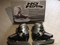 No Fear Juniour Ice Skates