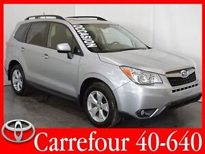 2015 Subaru Forester 2.5i 4WD Touring Bluetooth+Sieges Chauffant