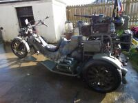 MG Metro Trike Automatic Swap px