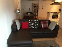 Beautiful, fully furnished open plan where house conversion 2 bed flat