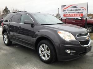 2013 Chevrolet Equinox 1LT! AWD! CERTIFIED!