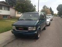 1997 GMC Safari SLX Minivan, Van EXT