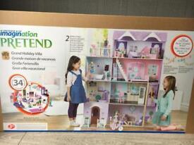 Brand new dolls house