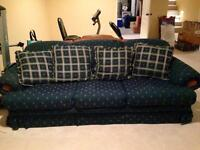 Full length couch