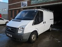 FORD TRANSIT 85 T280 TDCI , ONLY 47,000 MILES , 2007 ONE OWNER , VERY LIGHT USE
