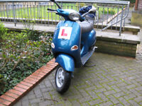 VESPA ET4 125CC FOR SALE