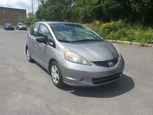 2009 Honda Fit DX Manuel * Petit Budget *