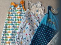 Child's sleeping bags 0-12 months