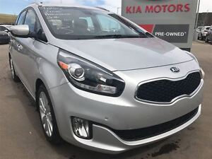 2016 Kia Rondo EX Luxury - 7 seater/Air cooled driver seat/Push
