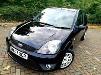 Ford Fiesta 1.6 Zetec S ST Replica 3dr FULL SERVICE HISTORY+LOW MILES+1YEAR MOT